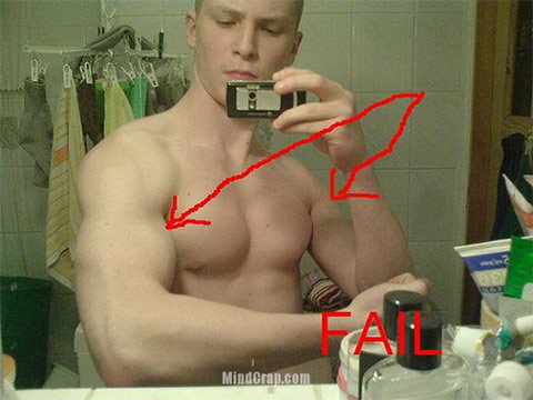 Photoshop Fail in Funny People