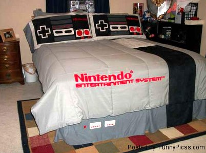Nintendo Sleep System