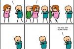 iPhone 4S vs Girlfriend