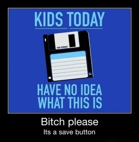 Kids Today Have No Idea What This Is