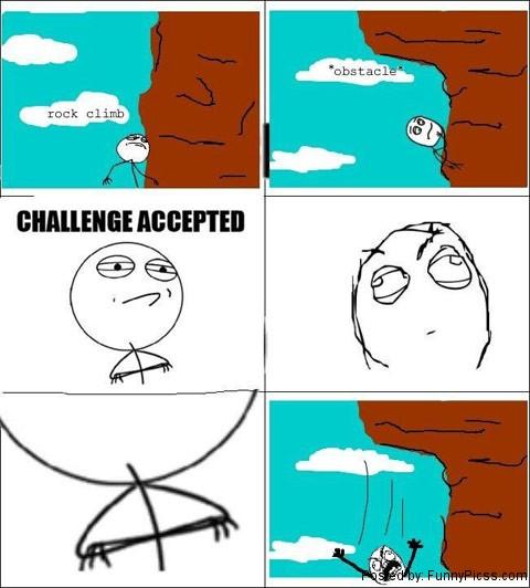 rock climbing rage