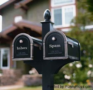The Spam Box Should Be a Lot Bigger
